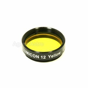 """Lumicon Color / Planetary Filter #12 Yellow - 1.25""""  # LF1020"""