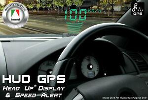 Latest 2020 Head-Up Display Kit HUD Internal Gps 12 Volt Digital Speedo