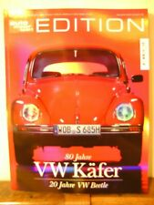 80 Jahre VW Käfer ams Edition