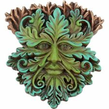 Oak King Wall Plaque - Green Man / Nemesis Now / Wicca / Nature Spirit