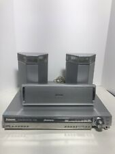 Panasonic SA-HT920 5.1 Channel Home Theater DVD System 5 Disc Changer(as is )