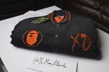 BAPE X XO Weeknd Brand New XO Varsity Jacket XL The Weeknd A Bathing Ape