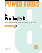 Power Tools for Pro Tools 8.0