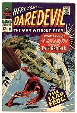 Daredevil 25 - Silver-Age Classic - High Grade 7.0 FN/VF