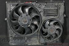 ORIG Audi Q7 4L 3.6FSI BHK Doppellüfterring Lüfter Lüfterrad Kühlerlüfter