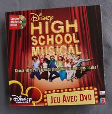 Disney Jeu avec DVD High School Musical