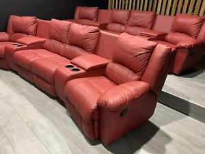 Red Home Theatre Lounges