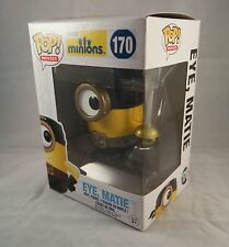 FUNKO POP! Movies Vinyl Figure Eye, Matie From The Movie Minions No. 170