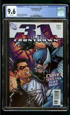 COUNTDOWN #31 (2007) CGC 9.6 THREE JOKER ORIGIN DC COMICS BATMAN