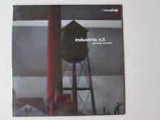 GERARDO IACOUCCI Industria n 1 LP NEW! ITALIAN LIBRARY CANOPO