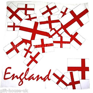England Flag Union Jack Bandana Headwear/Hairband Bandanna Scarf Face Cover Wrap