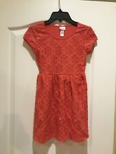 Justice Brand Sequins Dress Size 7