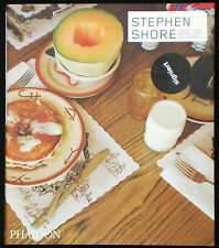 C. Lange / M. Fried / J. Sternfeld. Stephen SHORE. Ex. signé. Phaidon, 2011.