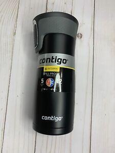 Contigo AUTOSEAL West Loop Vacuum Insulated Stainless Steel Travel Mug BLACK