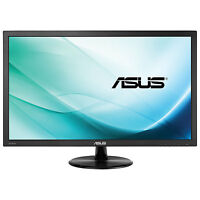 "Asus VP278Q-P 27"" 1ms widescreen LCD/LED Monitor 1920x1080 VGA DisplayPort"
