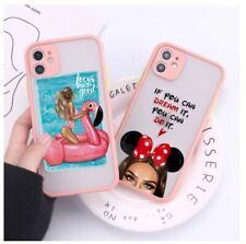 Summer Travel Bikini Beach Phone Case iPhone 11 Pro Max XR XS Max X 8 7 6S Plus