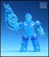 HALO MEGA BLOKS ACTIVE CAMO TRANSLUCENT BLUE COVENANT BRUTE MINOR MINI FIGURE