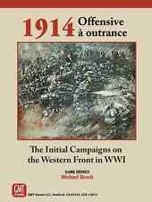 1914 Offensive a Outrance, NEW