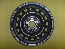 """Kit 4 Cerchi in ferro acciaio da 16"""" OMOLOGATI VOLKSWAGEN GOLF 6 2008 al 2012"""