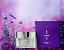 "Jericho Premium ""INTENSIVE NIGHT CREAM""! Famous Dead Sea ANTI-AGEING INVESTMENT!"