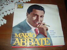 "MARIO ABBATE "" PALOMMA + 3 ""  E.P.  ITALY'60  RARO"