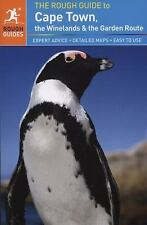 The Rough Guide to Cape Town, The Winelands & The Garden Route (Rough -ExLibrary