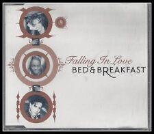 Bed & Breakfast Falling in love (1996) [Maxi-CD]