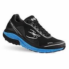 Gravity Defyer MIGHTY WALK Mens Black Blue 9024MLU Slip Resistant Sneaker Shoes