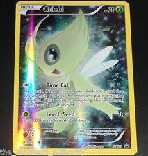 Mythical Celebi XY111 FULL ART Black Star Promo HOLO Rare NEAR MINT Pokemon Card