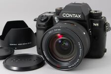 【AB Exc+】CONTAX N1 Data Back D-10 + Vario Sonnar 24-85mm f/3.5-4.5 T* Lens #2657