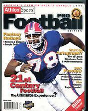 Athlon Sports Pro Football Edition 1997 Bruce Smith Bills EX 022616jhe