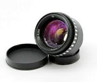 VEGA-5U f4/105 Zebra Portrait MACRO Lens Enlarger for M42 Darkroom RE10