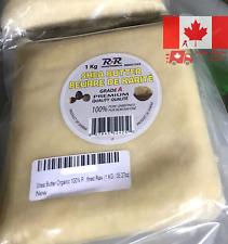 Shea Butter Organic Grade A 100 Pure Unrefined Highest Quality 1 KG  2 2 lbs