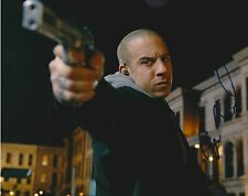 Vin Diesel signed Babylon A.D. 8x10 photo
