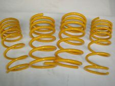 Lowered Front and Rear KING Springs suits 00-03 LC Hyundai Accent Models