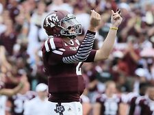 JOHNNY MANZIEL TEXAS A&M UNIVERSITY MONEY POSTER 24 X 36 Inches johnny football