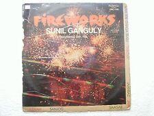 SUNIL GANGULY RD BURMAN BAPPI GUITAR ELECTRIC 1987 LP BOLLYWOOD INSTRUMENTAL VG+