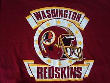 Vtg Washington Redskins T Shirt Nfl Football