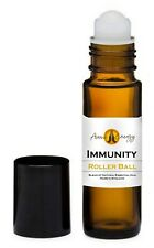 IMMUNITY Essential Oil Blend Roller Ball Pulse Point Roll On Aromatherapy