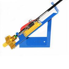DIY Make Arrows Feather Stick Tool Adjustable Fletching Jig Stick Bonding Adhere