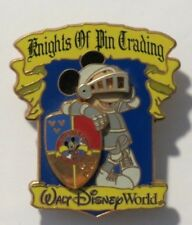 DISNEY WDW KNIGHTS OF PIN TRADING NIGHT 2008 SIR MICKEY MOUSE LE 500 PIN