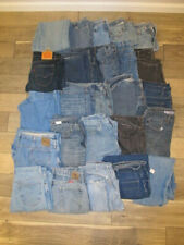 25 Pair of Womens Blue Jeans Bulk Many Brands Mixed Lots & Sizes Great Condition