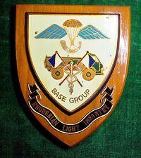 RHODESIAN LIGHT INFANTRY - BASE GROUP RLI 1970'S AFRICAN BUSH WAR ORIGINAL