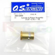 CYLINDER AND PISTON ASSEMBLY 21XZ-R OS22013000 **O.S. Engines Genuine Parts**