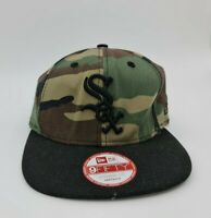 New era 9fifty snapback Chicago White Sox Camo One Size Fits Most