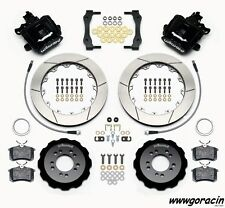 "2013 Ford Focus ST Wilwood Rear Big Brake Kit W/Parking Brake,12.88"" Rotors  ^"