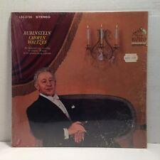 Rubinstein - Chopin Waltzes LP - SEALED - RCA Red Seal - Dynagroove