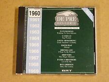 CD / DE PREHISTORIE OLDIES COLLECTION 1960 - VOLUME 2