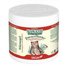 """3 Cad Gel Antireumatico """"Potere dell'Orso"""" con erbe BIO Kräuter®, 500 ml"""