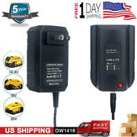 Charger for Dewalt XR MAX 18-20V Lithium Battery DCB200 DCB204 DCB201 DCB181 183